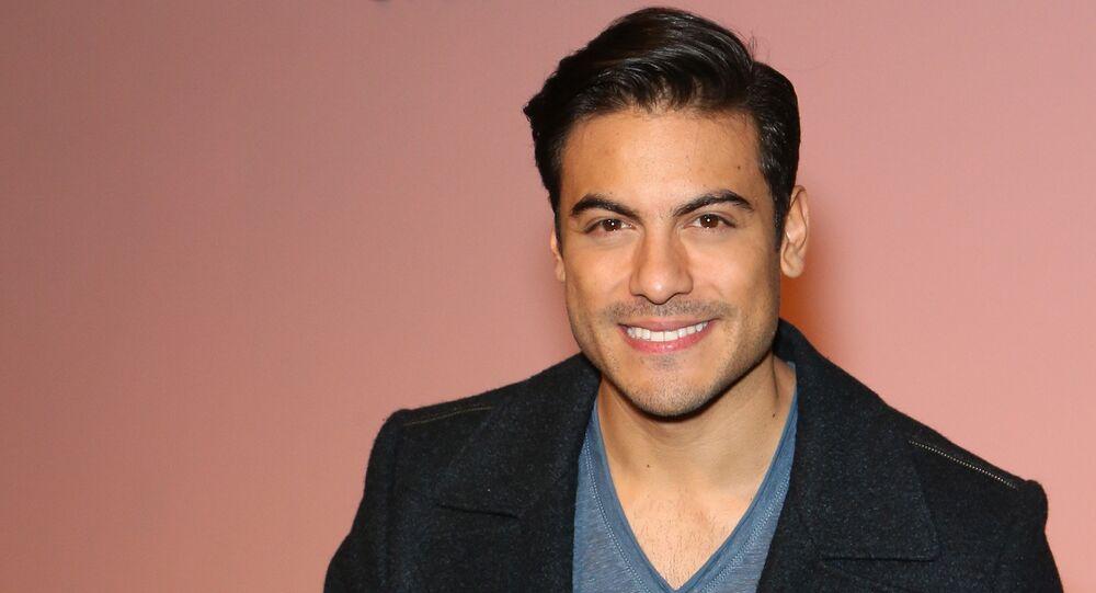 Carlos Rivera, cantante mexicano