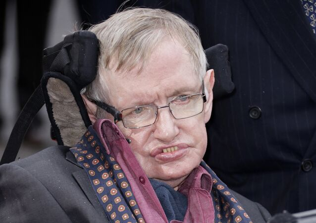 El físico Stephen Hawking