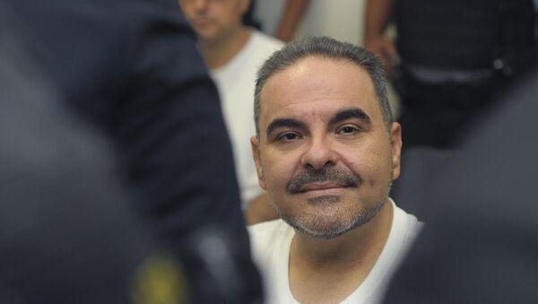Antonio Saca, expresidente de El Salvador (archivo) - Sputnik Mundo