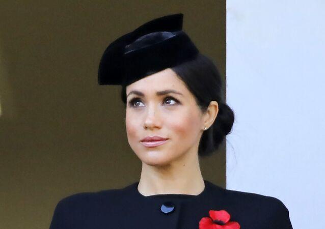 Meghan Markle, la duquesa de Sussex