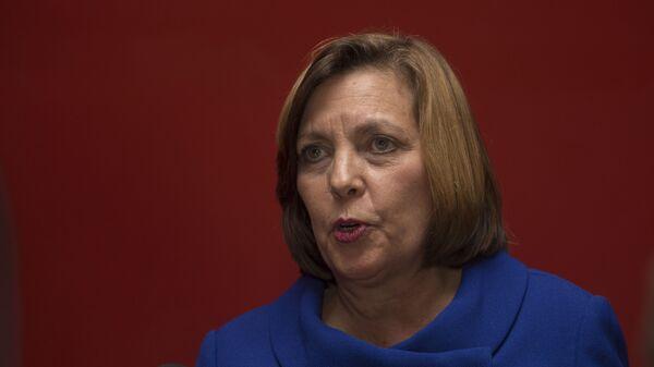 Josefina Vidal, embajadora de Cuba en Canadá (archivo) - Sputnik Mundo