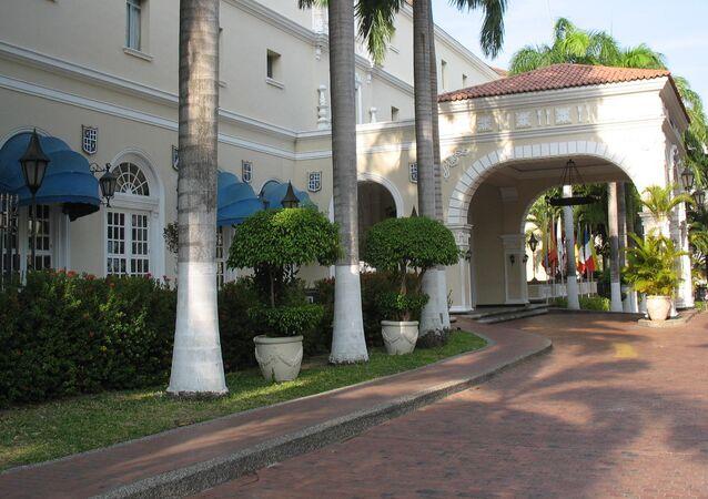 Hotel El Prado, en Barranquilla (Colombia)