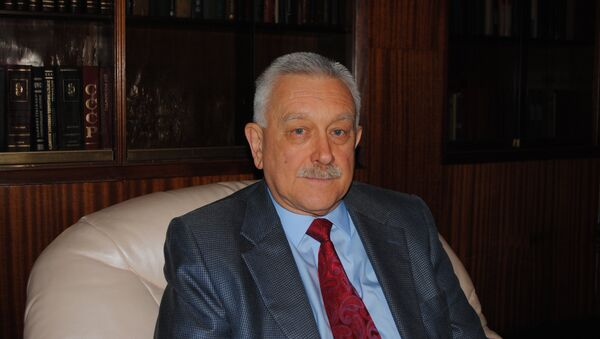 Vladímir Zaemsky, embajador de Rusia en Venezuela - Sputnik Mundo