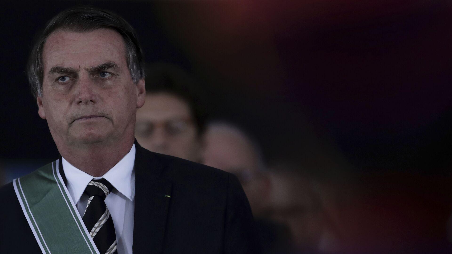 Jair Bolsonaro, presidente electo de Brasil - Sputnik Mundo, 1920, 13.07.2021