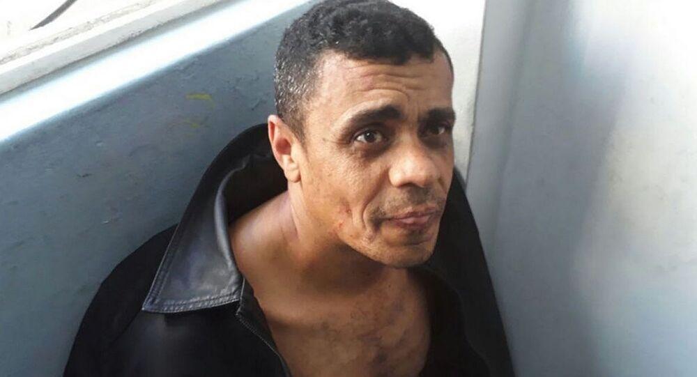 Adélio Bispo de Oliveira, el hombre que apuñaló a Jair Bolsonaro