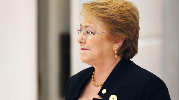 La Alta Comisionada de la ONU para los Derechos Humanos, Michelle Bachelet - Sputnik Mundo