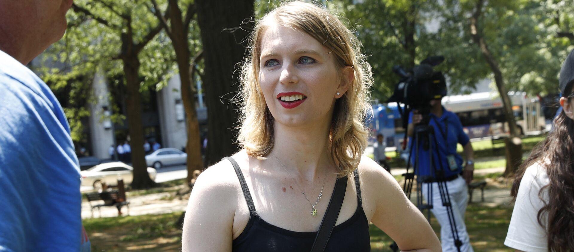 Chelsea Manning  - Sputnik Mundo, 1920, 12.03.2020