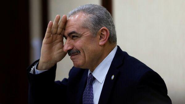 Mohamad Shtayeh, nuevo primer ministro de Palestina - Sputnik Mundo