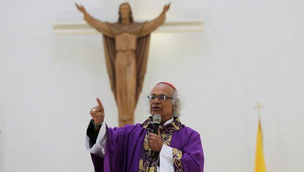 El cardenal Leopoldo Brenes - Sputnik Mundo