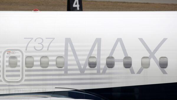 Un Boeing 737 MAX 8 - Sputnik Mundo