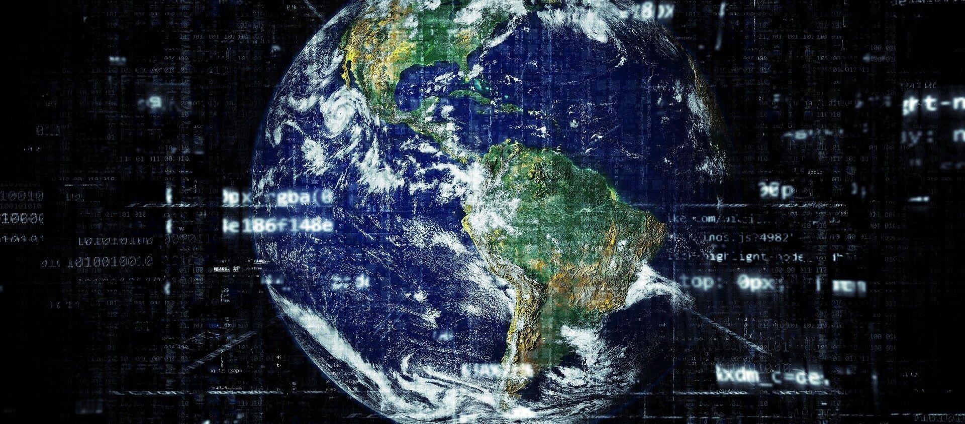 El mundo y la tecnología (ilustración) - Sputnik Mundo, 1920, 07.01.2021
