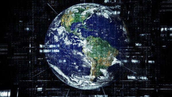 El mundo y la tecnología (ilustración) - Sputnik Mundo