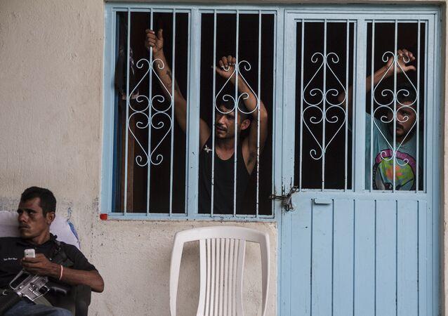 Una cárcel en México (imagen referencial)