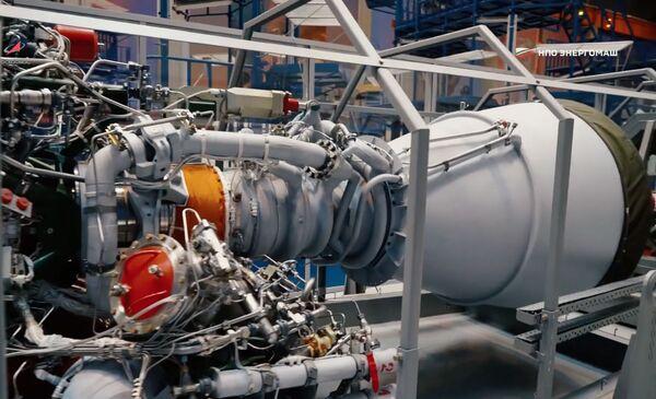 Made in Russia: así es el motor de cohete más potente del mundo - Sputnik Mundo