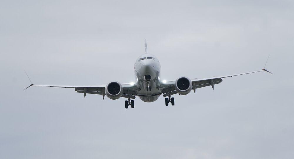 Boeing 737 MAX 8 (archivo)