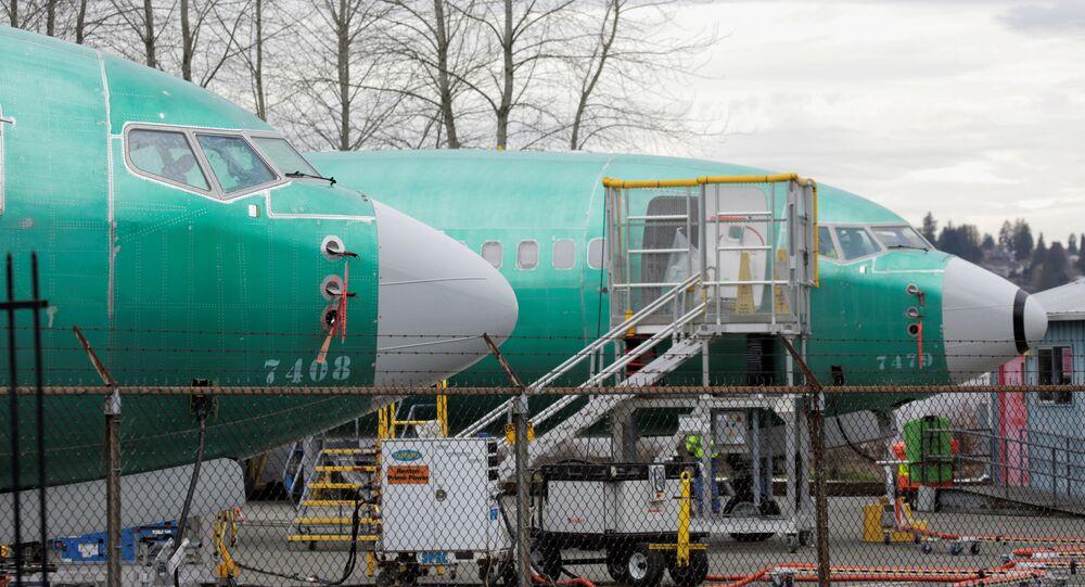 Brasil suspende temporalmente vuelos con Boeing 737 MAX 8 tras ...