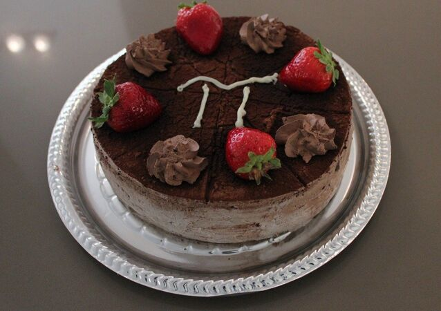 Tarta de Pi