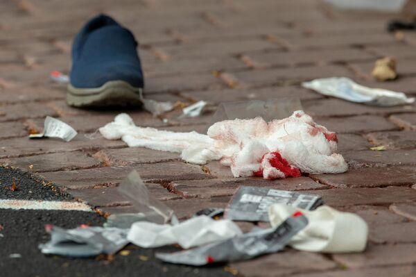 Ataque a una mezquita en Nueva Zelanda - Sputnik Mundo
