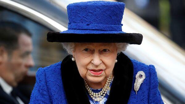 La reina británica, Isabel II - Sputnik Mundo