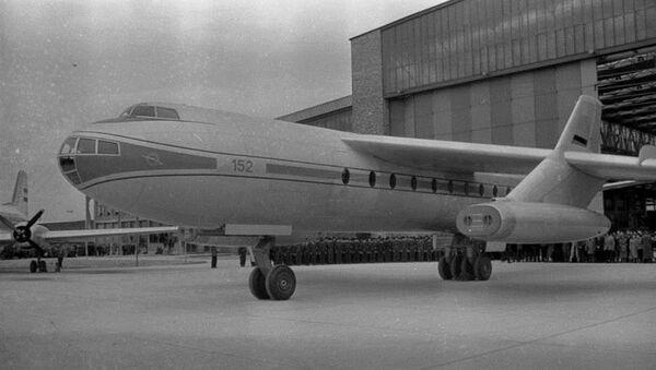 Avión Baade 152 - Sputnik Mundo