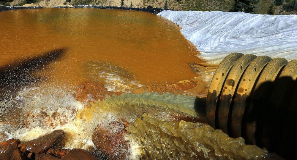 Tras el accidente con las aguas residuales de la mina Gold King