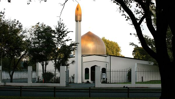 La mezquita Al Noor en Christchurch (Archivo) - Sputnik Mundo