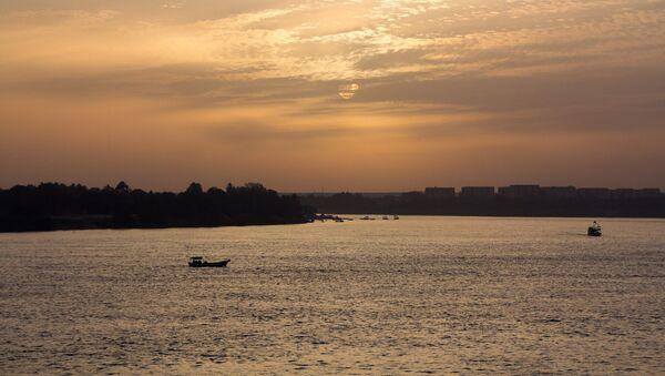 El río Nilo (archivo) - Sputnik Mundo
