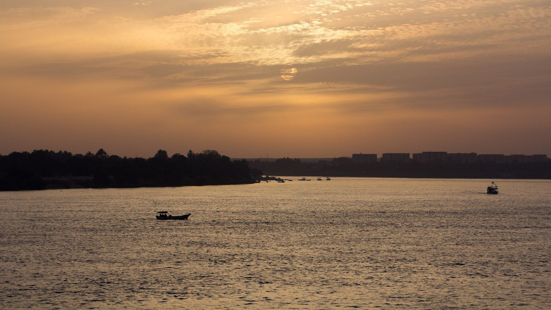 El río Nilo (archivo) - Sputnik Mundo, 1920, 16.04.2021