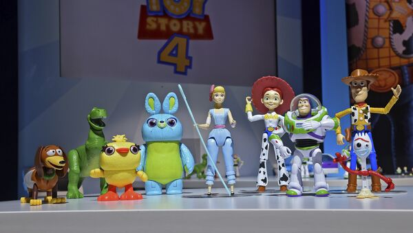 Muñecos de los personajes de Toy Story 4 - Sputnik Mundo