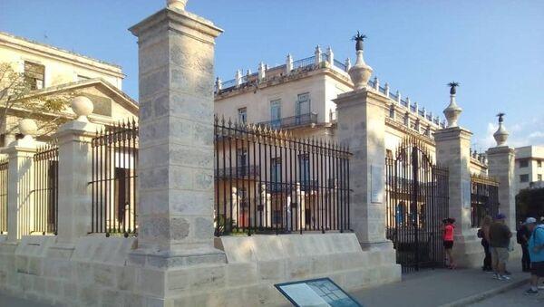 El Templete de La Habana, Cuba - Sputnik Mundo