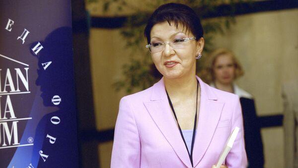 Dariga Nazarbáyeva, la hija mayor de Nursultán Nazarbáyev - Sputnik Mundo
