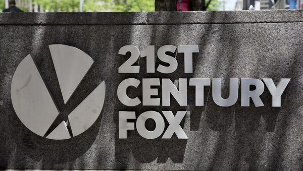 Las oficinas de 21st Century Fox - Sputnik Mundo
