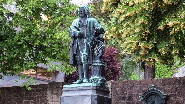 Un monumento a Johann Sebastian Bach - Sputnik Mundo