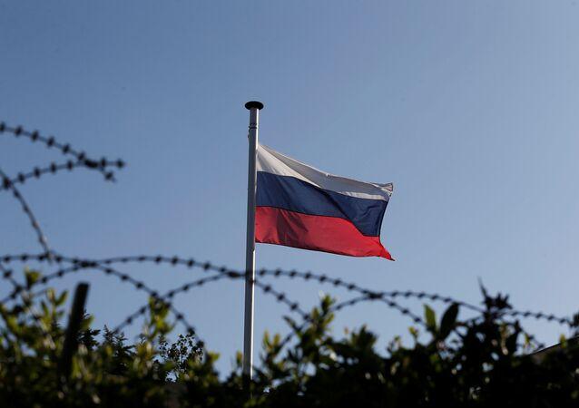 El Consulado de Rusia en Grecia