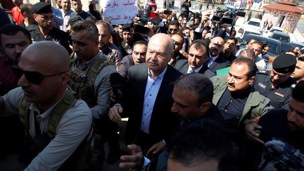 Barham Saleh, presidente de Irak - Sputnik Mundo