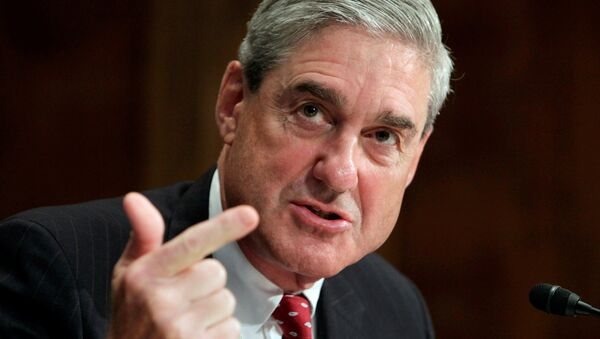 Robert Mueller, Consejero Especial estadounidense (archivo) - Sputnik Mundo