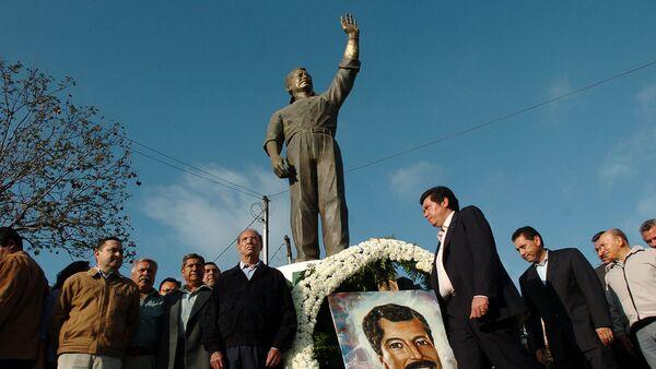 Monumento a Luis Donaldo Colosio - Sputnik Mundo