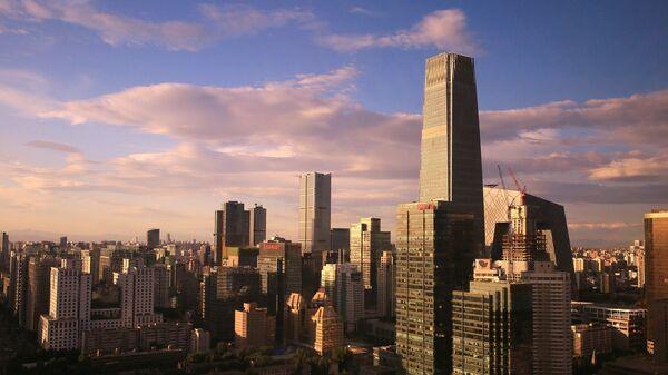 Pekín, capital de China - Sputnik Mundo