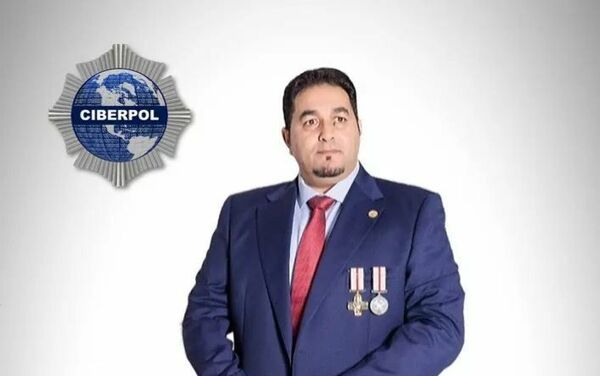 Abdelkrim Attoug - Sputnik Mundo