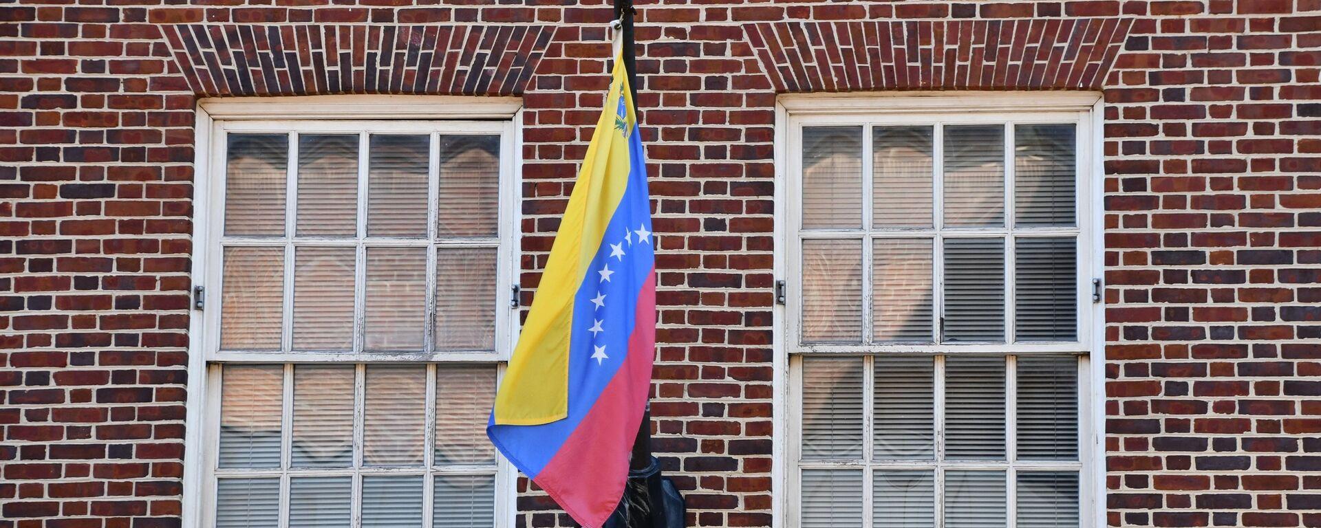 La bandera de Venezuela - Sputnik Mundo, 1920, 10.06.2021