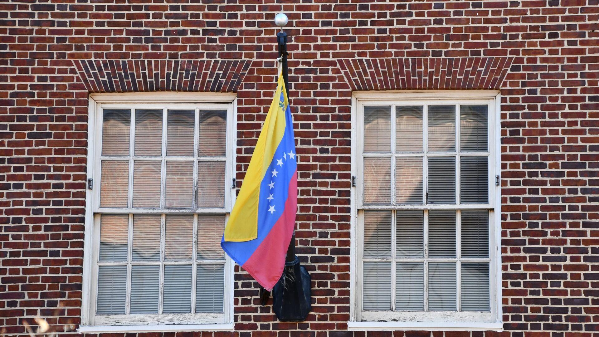 La bandera de Venezuela - Sputnik Mundo, 1920, 13.04.2021