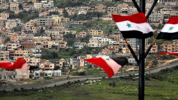 Las banderas de Siria - Sputnik Mundo
