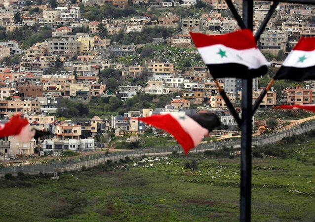 Las banderas de Siria