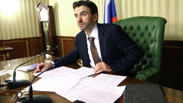 El exministro ruso sin cartera Mijaíl Abízov - Sputnik Mundo