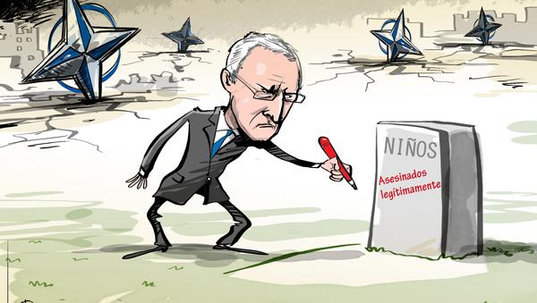 La OTAN justifica los bombardeos a Yugoslavia: ¿asesinatos legítimos? - Sputnik Mundo
