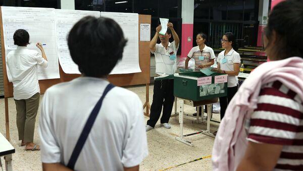 Elecciones en Tailandia - Sputnik Mundo