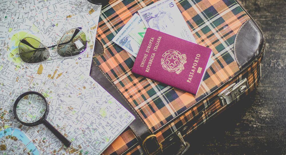 Un pasaporte para viajar