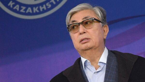 Kasim-Zhomat Tokáev, presidente interino de Kazajistán - Sputnik Mundo