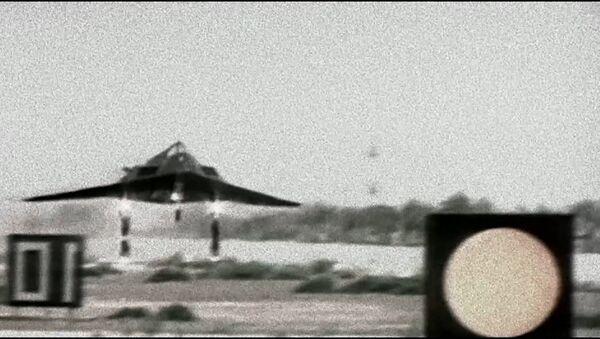 F-117 derribado en Yugoslavia - Sputnik Mundo