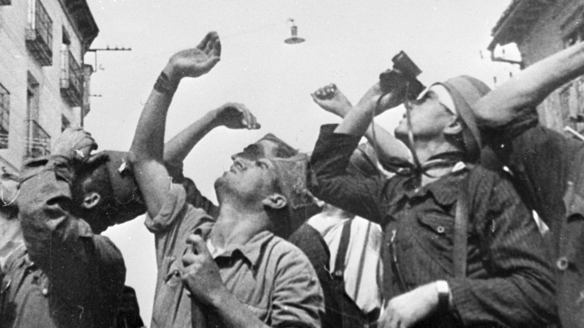 Guerra Civil Española - Sputnik Mundo, 1920, 25.05.2021